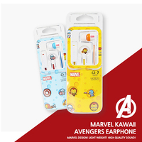 MARVEL KAWAII AVENGERS EARPHONE